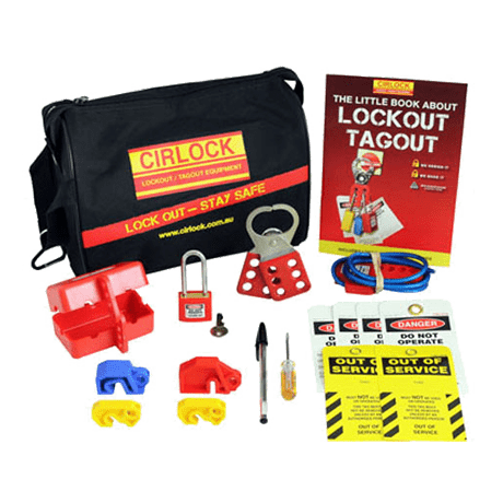 Lockout Tagout Equipment Buy Online Australia Queensland