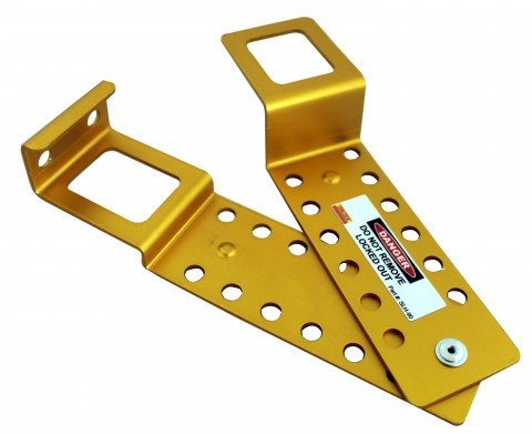 The NEW  Multiclip Lockout Hasp from Cirlock