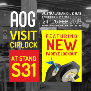 Cirlock Pty Ltd to launch brand new product at this year's  AOG Conference 24-26th February, Perth WA